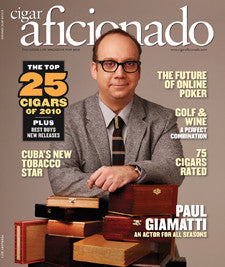 Cigar Aficionado Magazine Feb 11