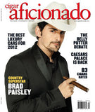 Cigar Aficionado Magazine Apr 12