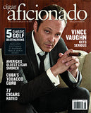 Cigar Aficionado Magazine Aug 15