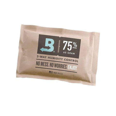 Xikar Boveda 75% / 60g Packets - Overwrapped