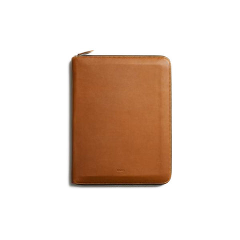 Bellroy A4 Work Folio Caramel