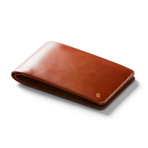 Bellroy Designer's Edition Travel Wallet Burnt Sienna