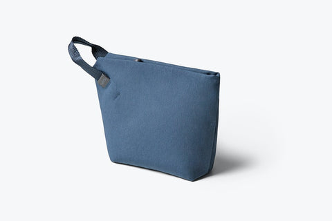 Bellory Standing Pouch Marine Blue