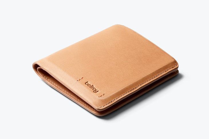 Bellroy Note Sleeve Premium Natural