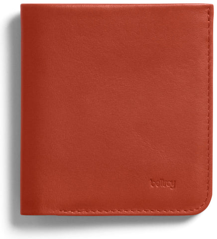 Bellroy High Line Tamarillo - Premium Leather Wallet