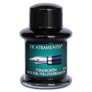 De Artramentis Turquoise Ink Bottle