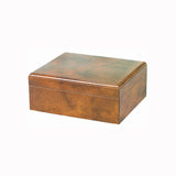 Rawhide 25-50 Cigar Humidor Crackel