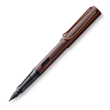 Lamy Lx Fountain Pen Medium Marron