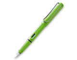Lamy Safari Fountain Pen Medium Green (EXTRA FINE)