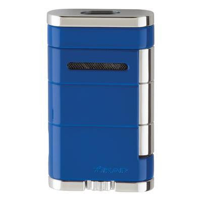 Xikar Allume Double Lighter Blue