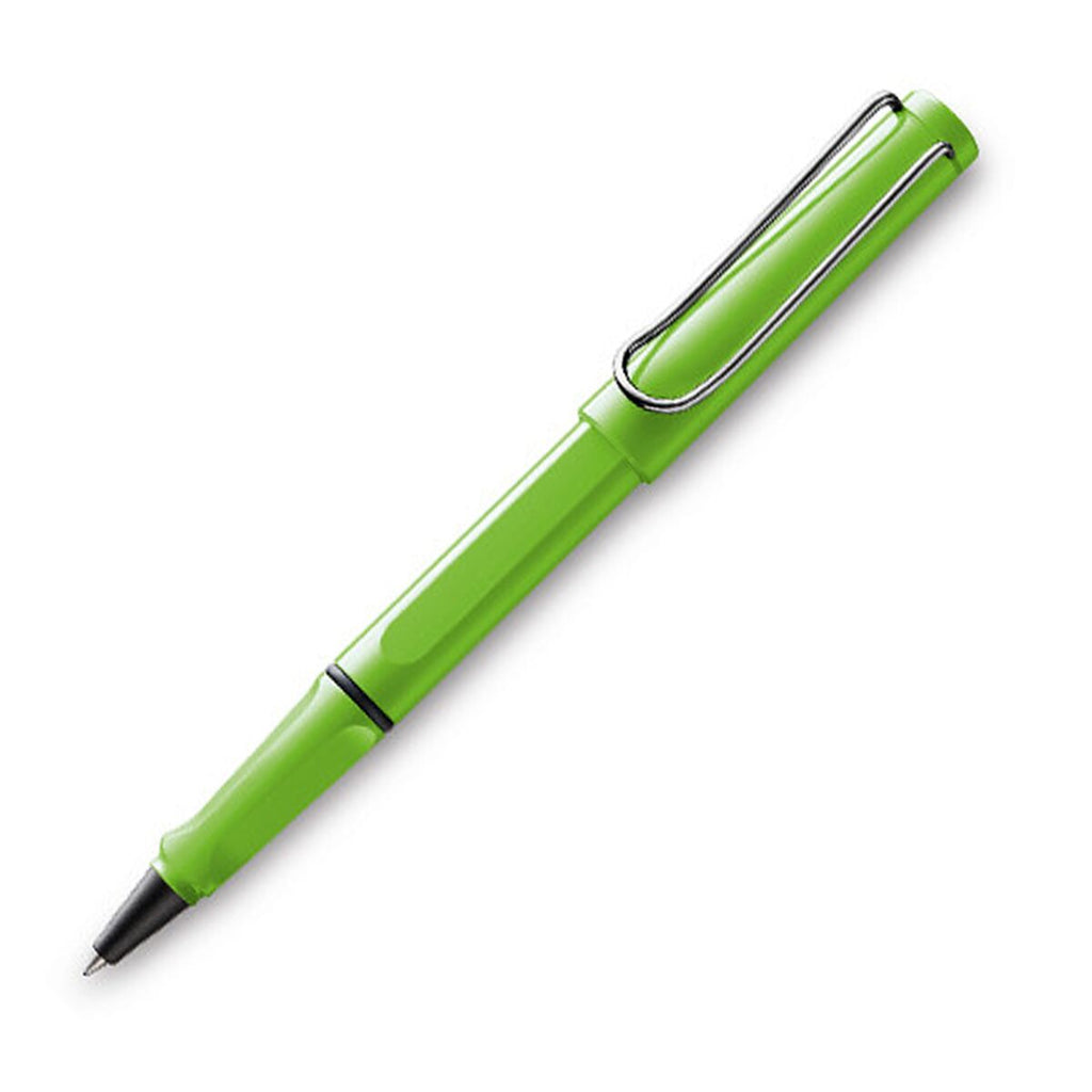 Lamy Safari Rollerball Pen Green