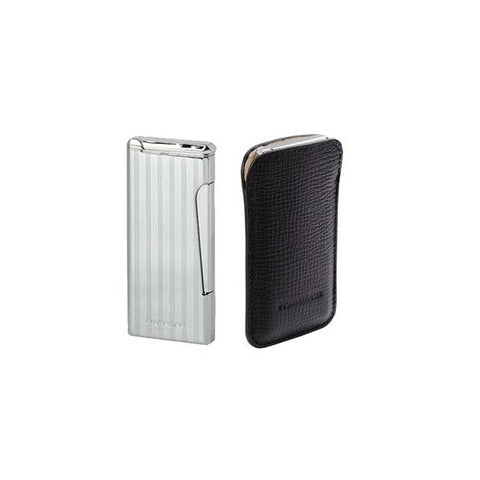 Prometheus Black Leather Lighter Case for Retro