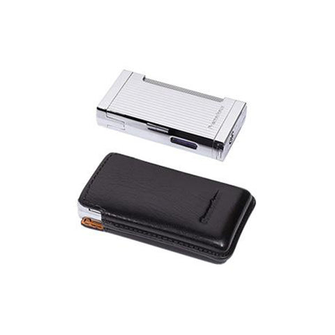 Prometheus Black Leather Lighter Case for Ultimo X