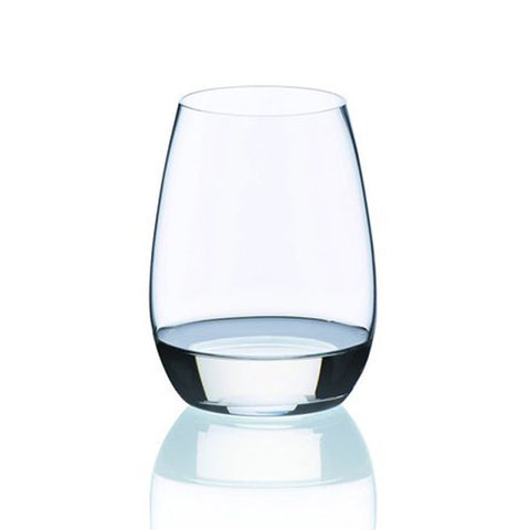 Riedel O' Series Stemless Wine Glasses - Spirit Glasses 2 Pack