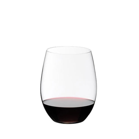 Riedel O' Series Stemless Wine Glasses - Cabernet/Merlot pay 6 get 8