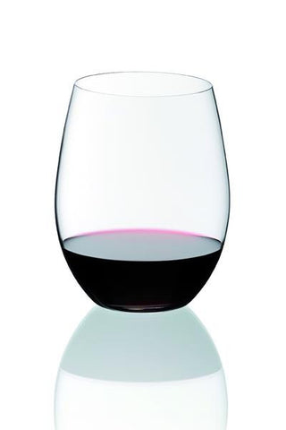Riedel O' Series Stemless Wine Glasses - Cabernet Merlot 6 Pack (260 Year Celebration Set)