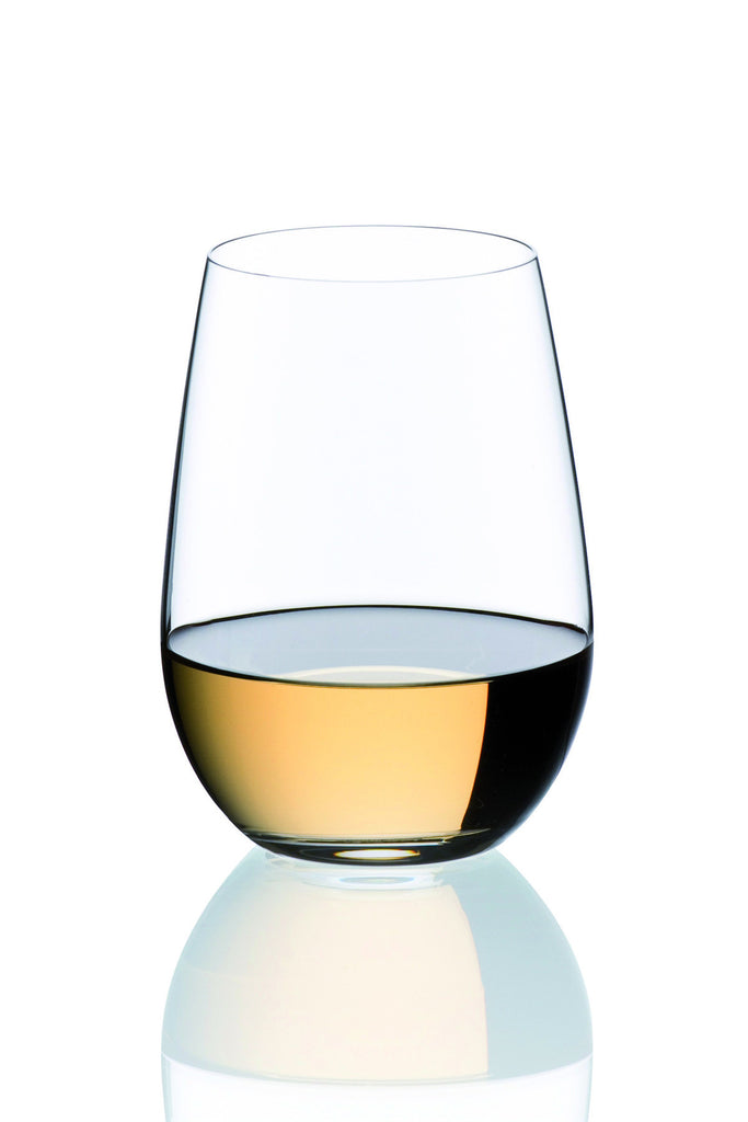 Riedel O' Series Stemless Wine Glasses - Riesling/Sauvignon Blanc 2 pack