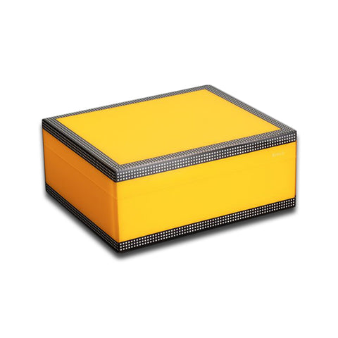 Siglo 50 Stick Humidor Cohiba All Checker
