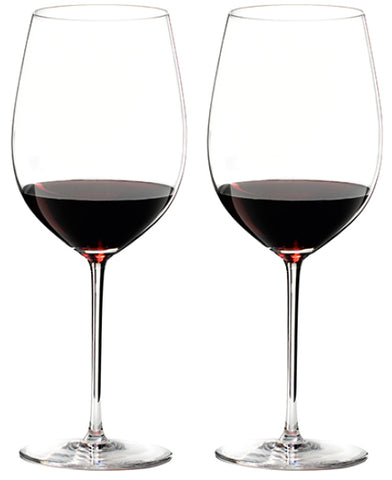 Riedel Sommeliers Wine Glass - Bordeaux Gran Cru - 2 For 1 Deal