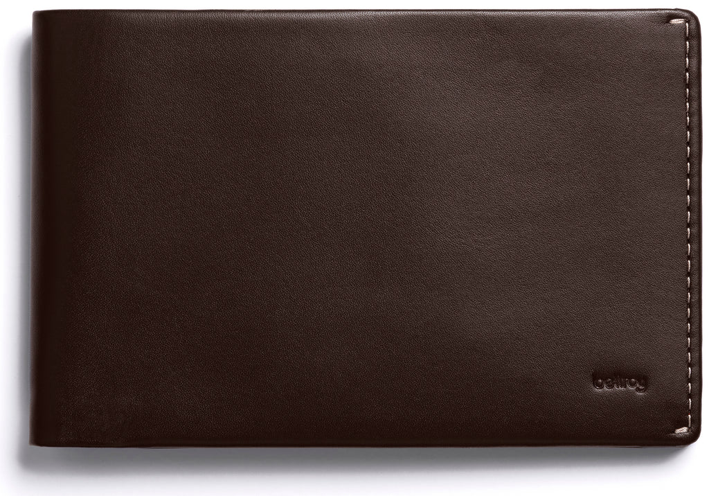 Bellroy Travel Wallet Java - Premium Leather Wallet with RFID