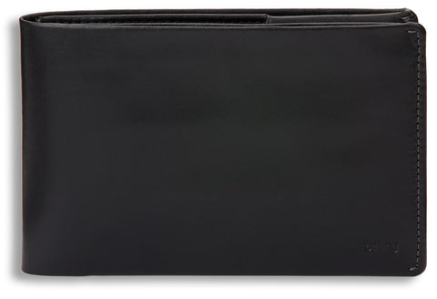 Bellroy Travel Wallet Midnight  - Premium Leather Wallet