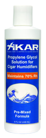 Xikar 8oz Propylene Glycol - Solution for Humidor