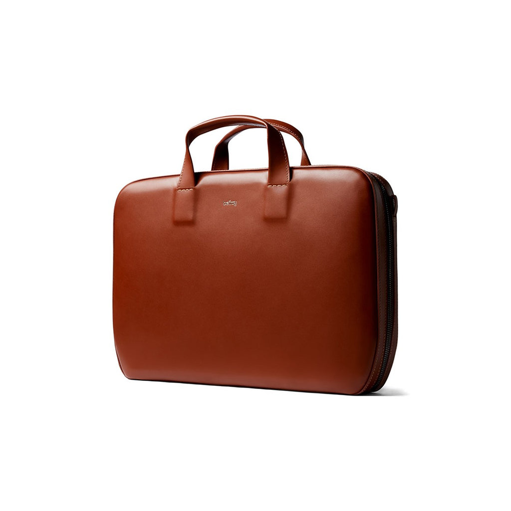 Bellroy Laptop Brief Designer's Edition Burnt Sienna