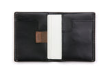Bellroy Slim Sleeve Black - Premium Leather Wallet