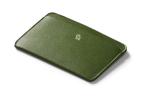 Bellroy Designer's Edition Card Slip Forest