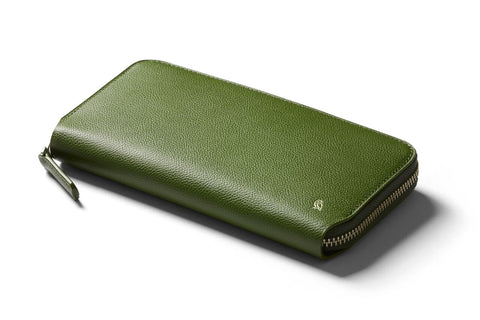 Bellroy Designer's Edition Folio Wallet Forest