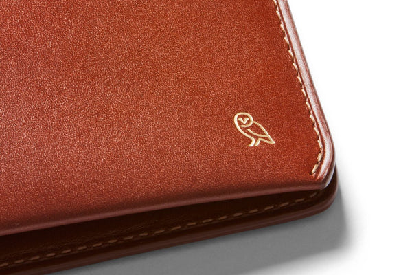 3e1428145c Bellroy Designer's Edition Travel Wallet Burnt Sienna