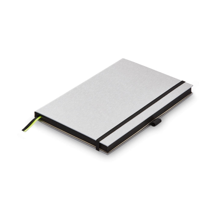 Lamy Hard Cover Notebook Ruled A6 Black