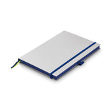 Lamy Hard Cover Notebook Ruled A6 Ocean Blue