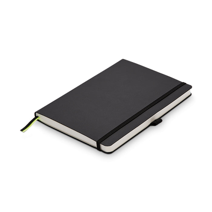 Lamy Soft Cover Notebook Ruled A5 Black
