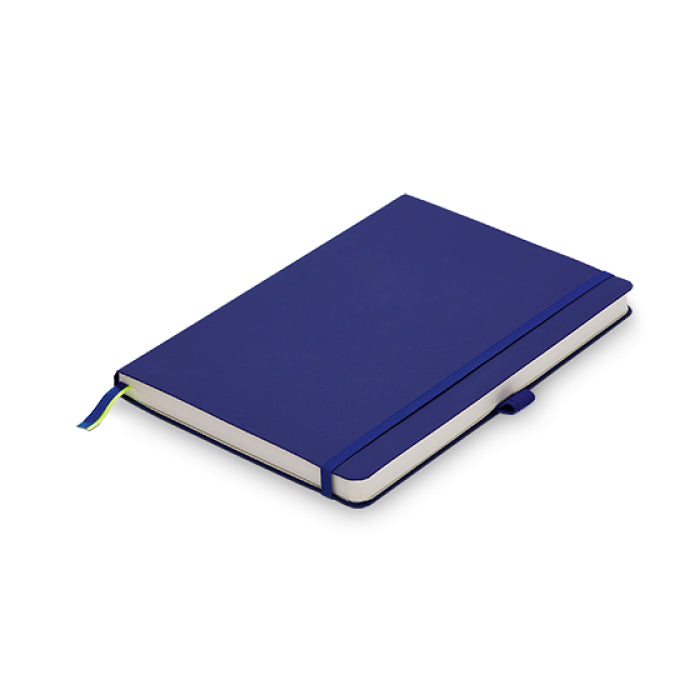 Lamy Soft Cover Notebook Ruled A6 Blue