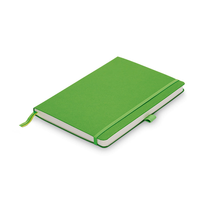 Lamy Soft Cover Notebook Ruled A5 Green