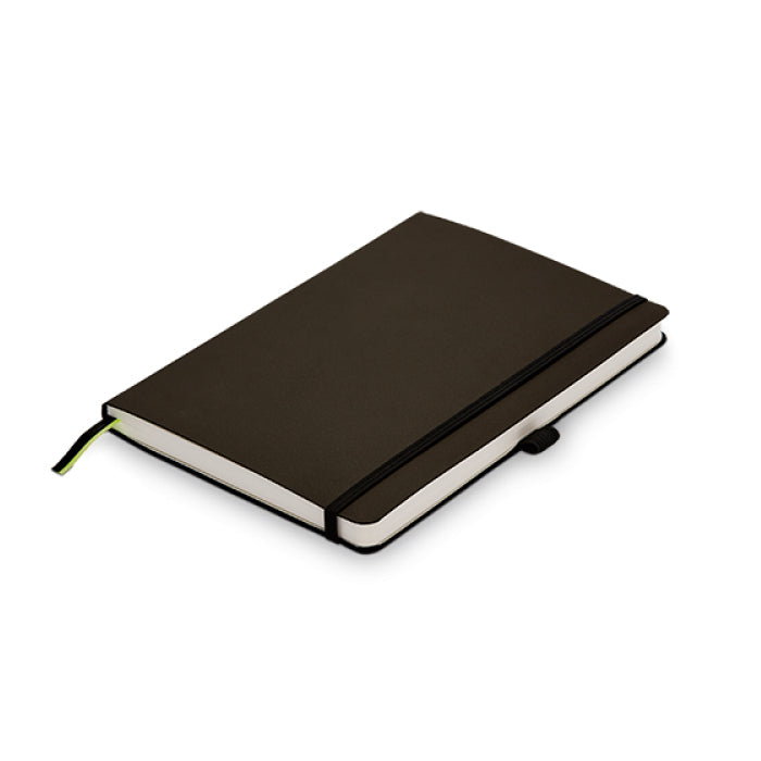 Lamy Soft Cover Notebook Ruled A6 Charcoal