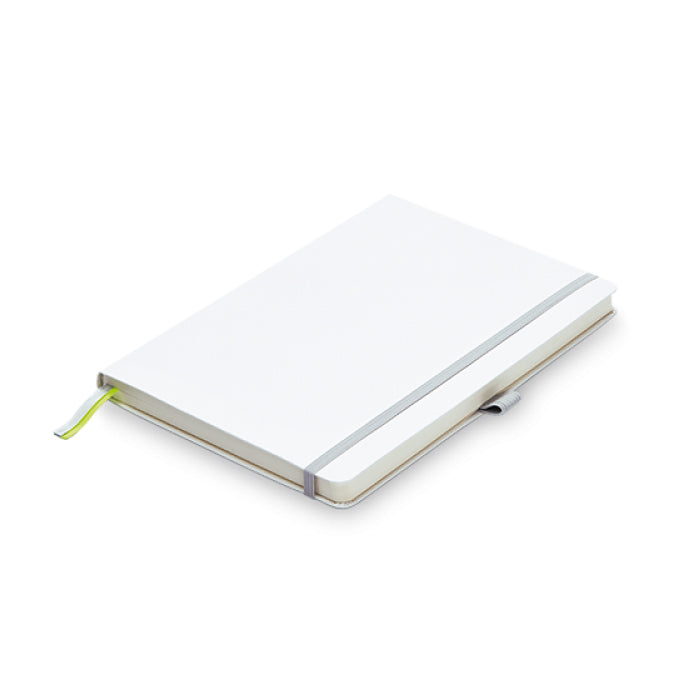 Lamy Soft Cover Notebook Ruled A6 White