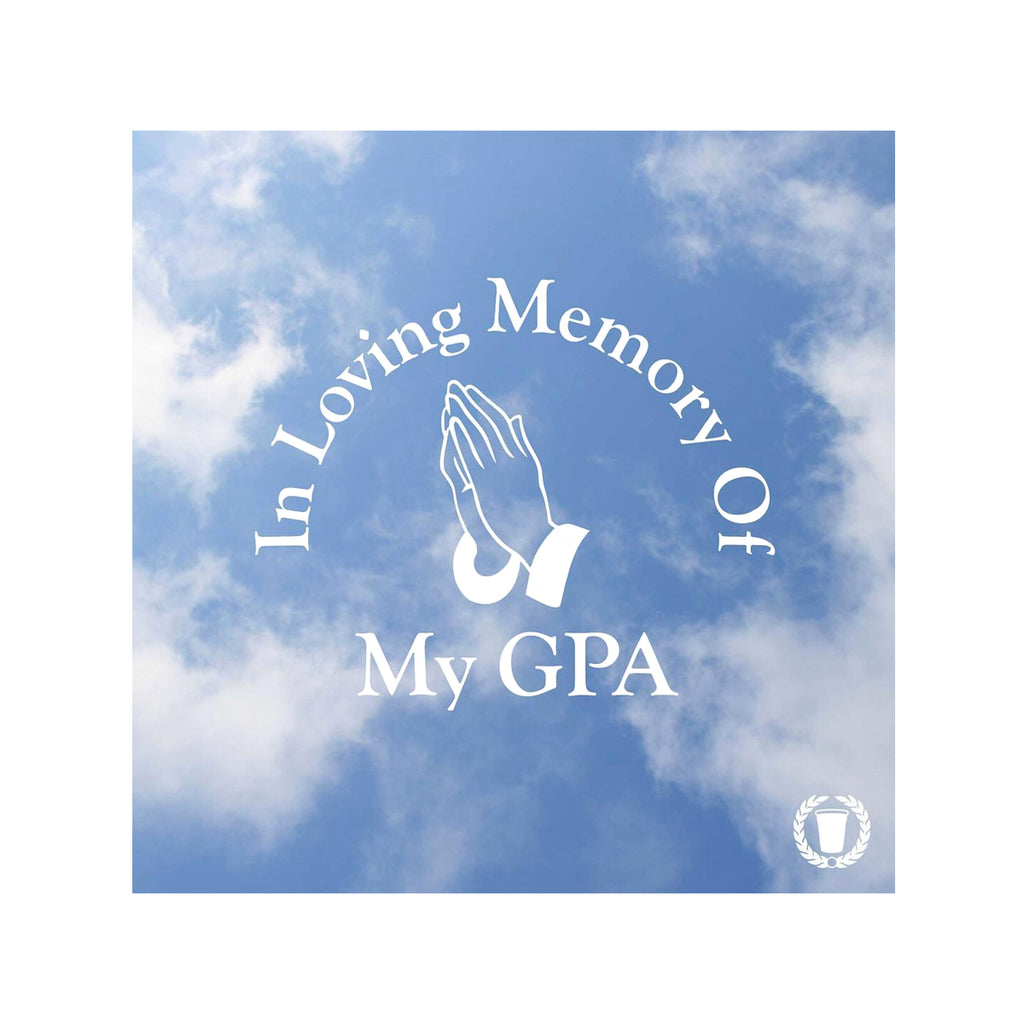 GPA sticker