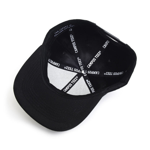 Blackout snapback inside