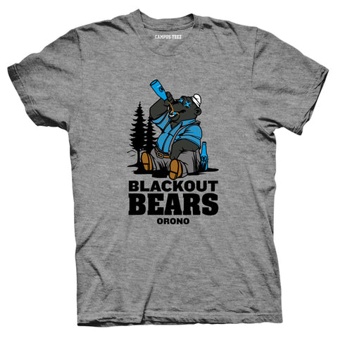 Blackout Bears tee