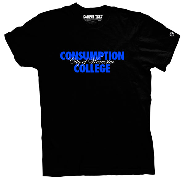 CONSUMPTION tee