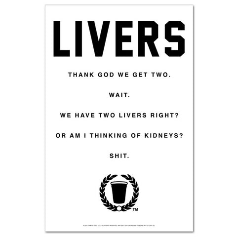 Livers poster