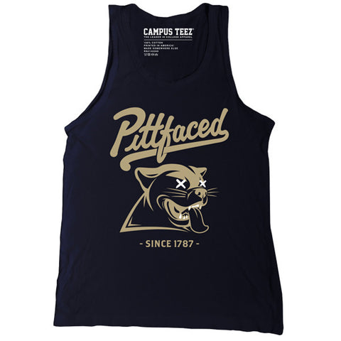 Pittfaced tank