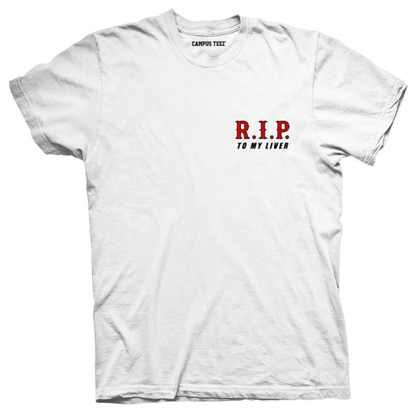 RIP tee front