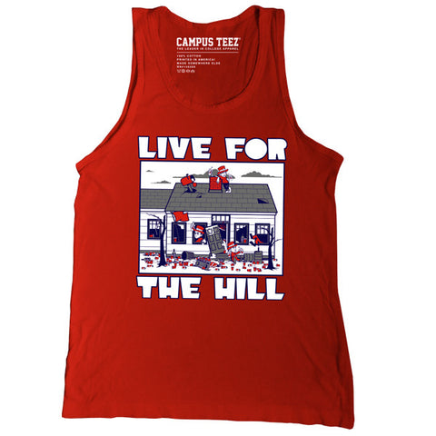 The Hill tank
