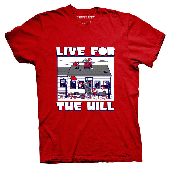 The Hill tee