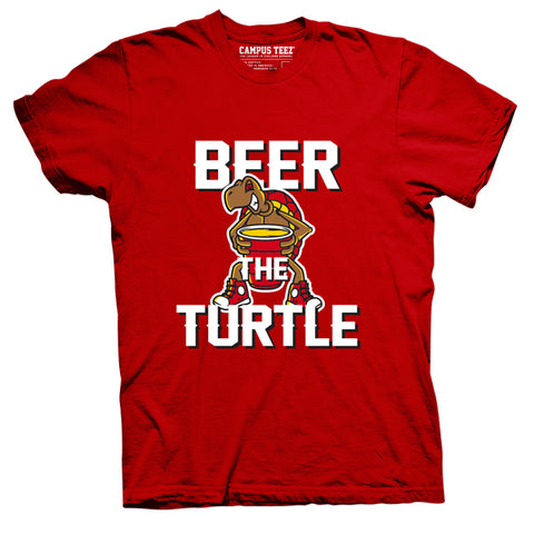 Beer The Turtle tee