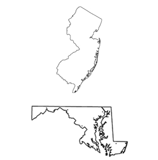 New Jersey and Maryland Law