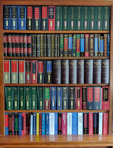 Law Firm Legal Library